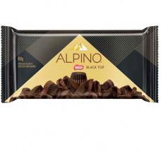 Chocolate Nestle Alpino  black top 100grs