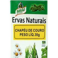 Chá de ervas naturais chapeu de couro