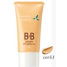 Avon BB cream health makeup natural  SPF33  30g   ref08969