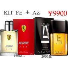 Kit Fe + Az