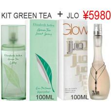 Kit Green Tea + JLO