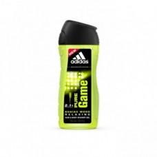 Adidas gel de cabelo & banho 250ml