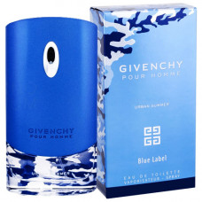 Givenchy Urban Summer blue  50ml E/t  SP