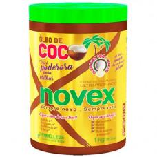 Novex Oleo de coco creme de trat. ultra profundo 400g
