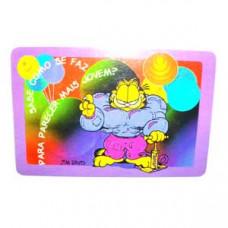 Cartão Garfield  6