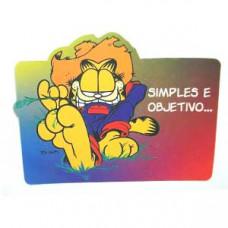 Cartão Garfield  8