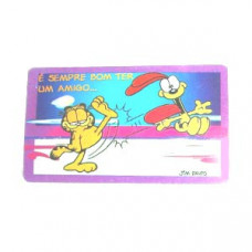 Cartão Garfield  12