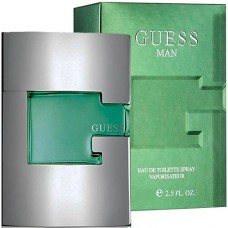Guess For Men 75ml E/T  SP