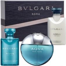 Kit Bvlgari Aqua pour homme